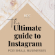 The Ultimate Guide to Instagram for Small Businesses page 1
